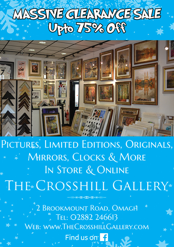 The Crosshill Gallery Sale